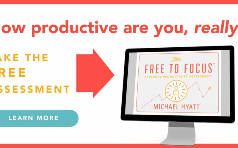 Your Personal Productivity Score